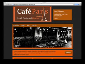 Cafe Paris Group 2