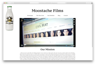 Moostache Films Group 3